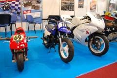 JMA na výstave Motocykel