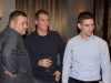 Martin Kuzma, Gregory Junod a Marko Jerman