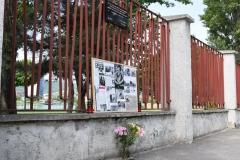 Pamätná tabuľa F. Srnovi