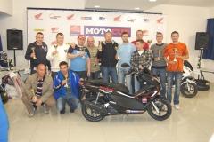 Slávnostné vyhodnotenie Moto Cupu 2011