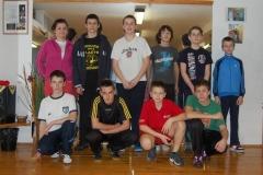 Sústredenie Junior Moto Academy - január 2013