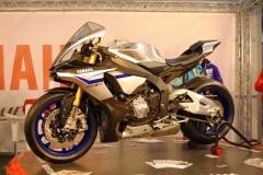 Z výstavy Motocykel 2015