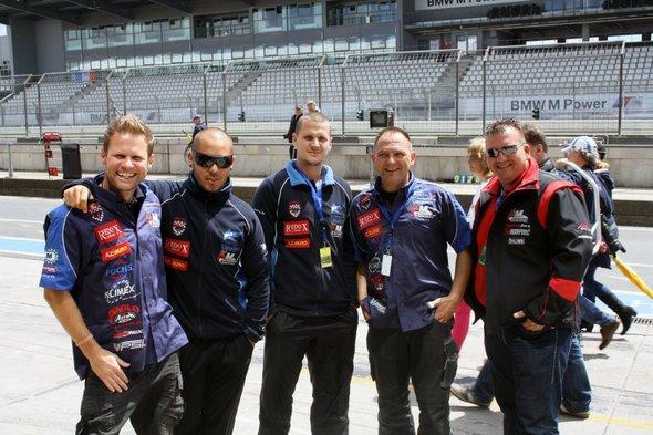 Bily Racing Team na Nürburgringu