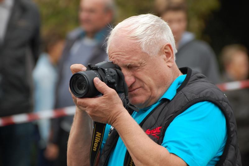 Peter Baláž sa nezastaví. Po novom preteky aj fotografuje...