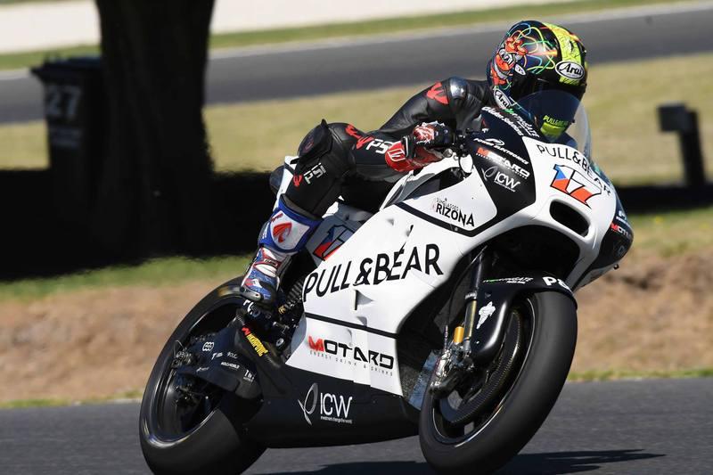 """Karel Abraham: """"Jazdu na motorke si znova užívam."""""""