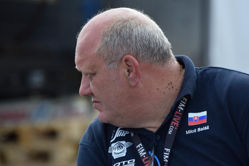 Miloš Baláž k aktuálnej situácii okolo pretekov