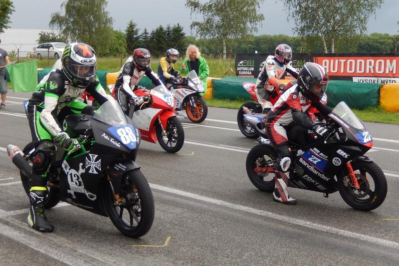 Racing Stars Race Team a ďalší Slováci úspešní vo Vysokom Mýte