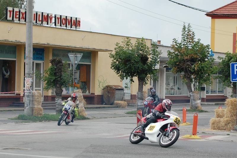 V Malackách oslávia jubilejné 20. preteky motocyklov v tomto meste