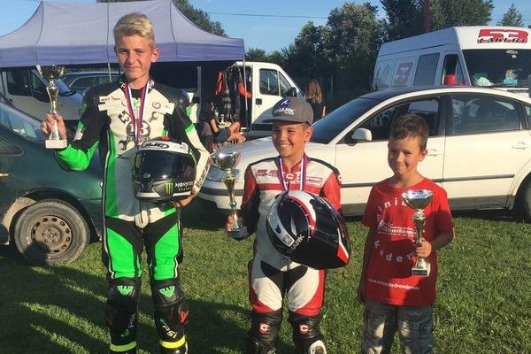 Racing Stars Race Team o pretekoch v Dunajskej Strede