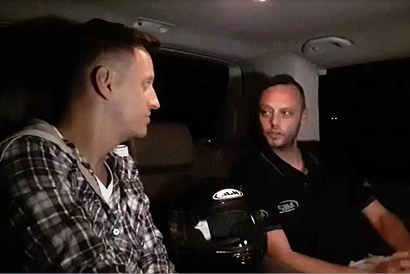 Miro Laki Sloboda: video rozhovor pre Divine pictures
