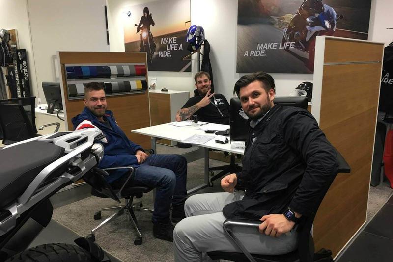 Nový český tím TME racing so Šemberom a Jůdom