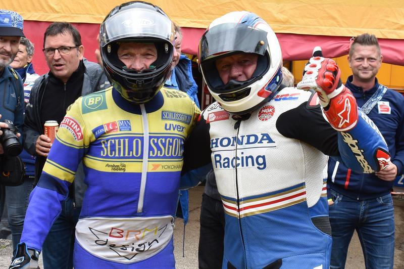 Oldtimer GP Schwanenstadt 2018