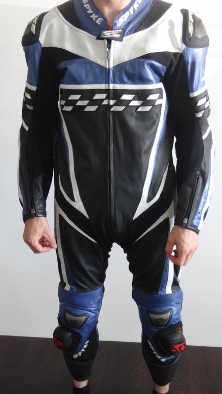 Predám novú racing kombinézu SPYKE
