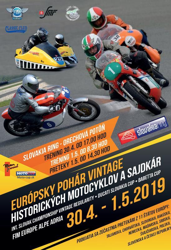 Tradičný motocyklový 1. máj na Slovakia Ringu