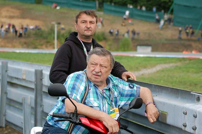 Bohumil Staša oslaví 75 let