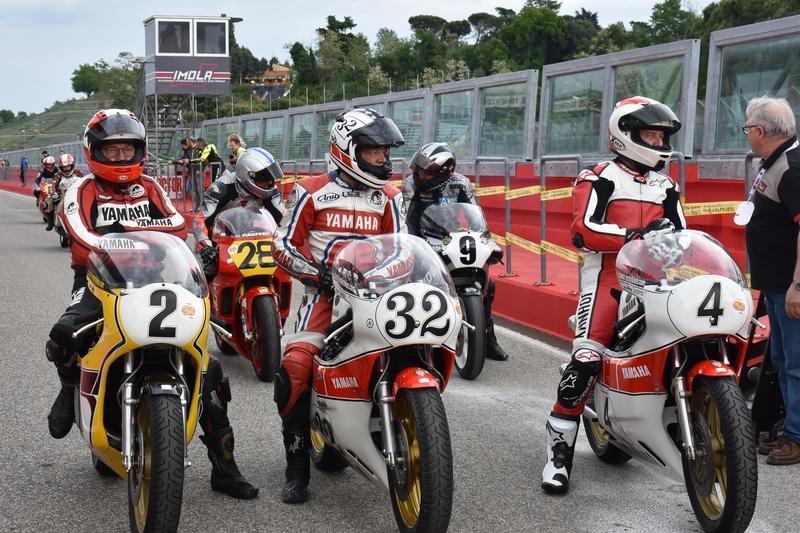 Veľký návrat: 200 Miglia di Imola Revival