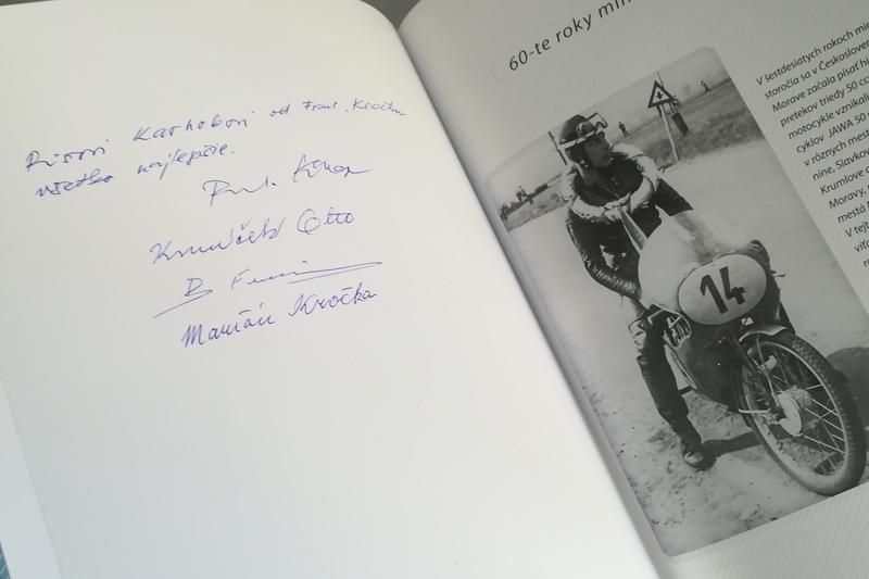 Autogramiáda a kniha o Tatranoch v Kopčanoch