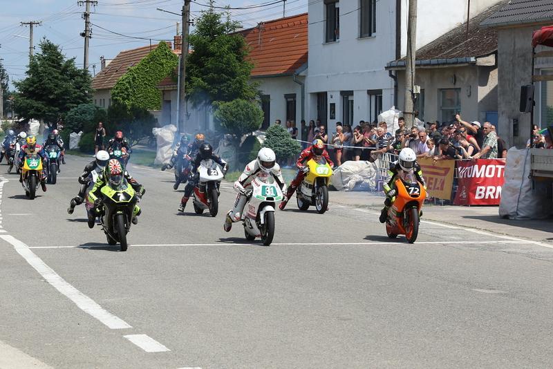 Prvá galéria z Kopčianskeho motookruhu