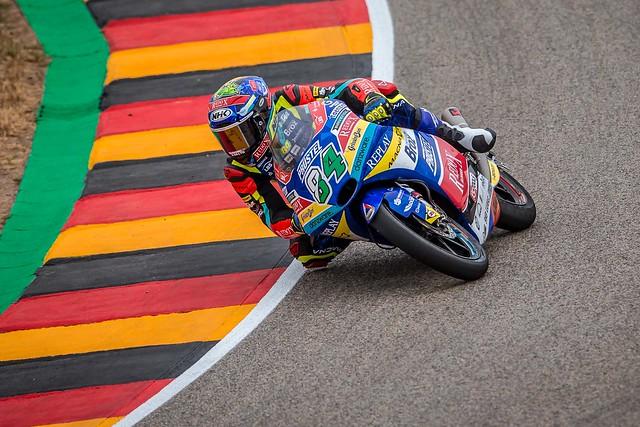 Jakub Kornfeil: Tvrdý konec německé GP