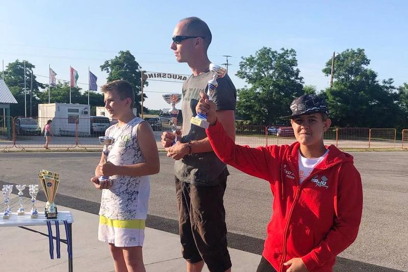 Peter Appel úspešný v Maďarsku