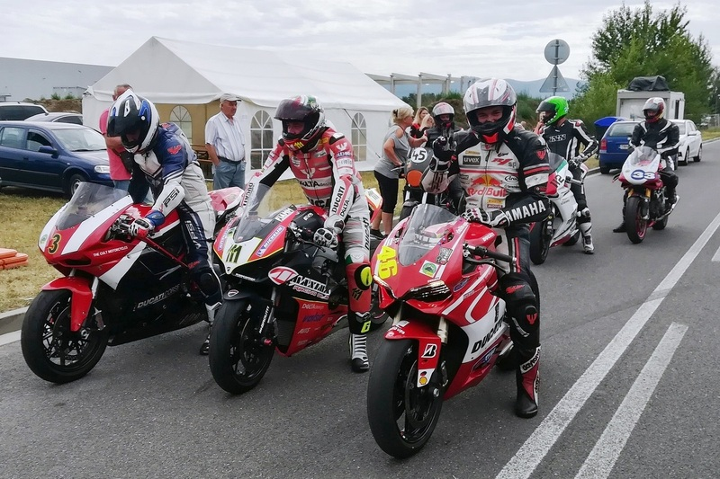 V Trenčíne sa uskutočnil štvrtý ročník motocyklovej veľkej ceny