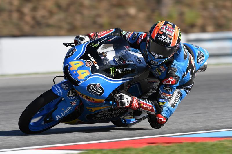 Bude letošním mistrem světa Moto3 Canet nebo Dalla Porta?