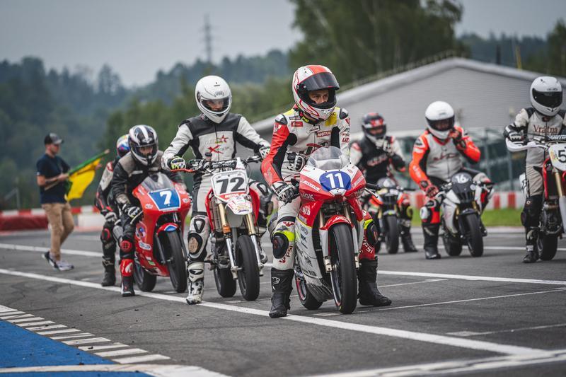 Předposlední závody MMČR Miniracing se odjely v Třinci