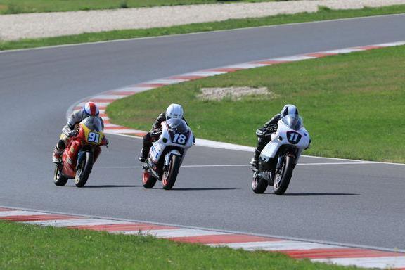 Matěj Smrž k závodům tříd 125SP, 125GP/Moto3 na Slovakia Ringu