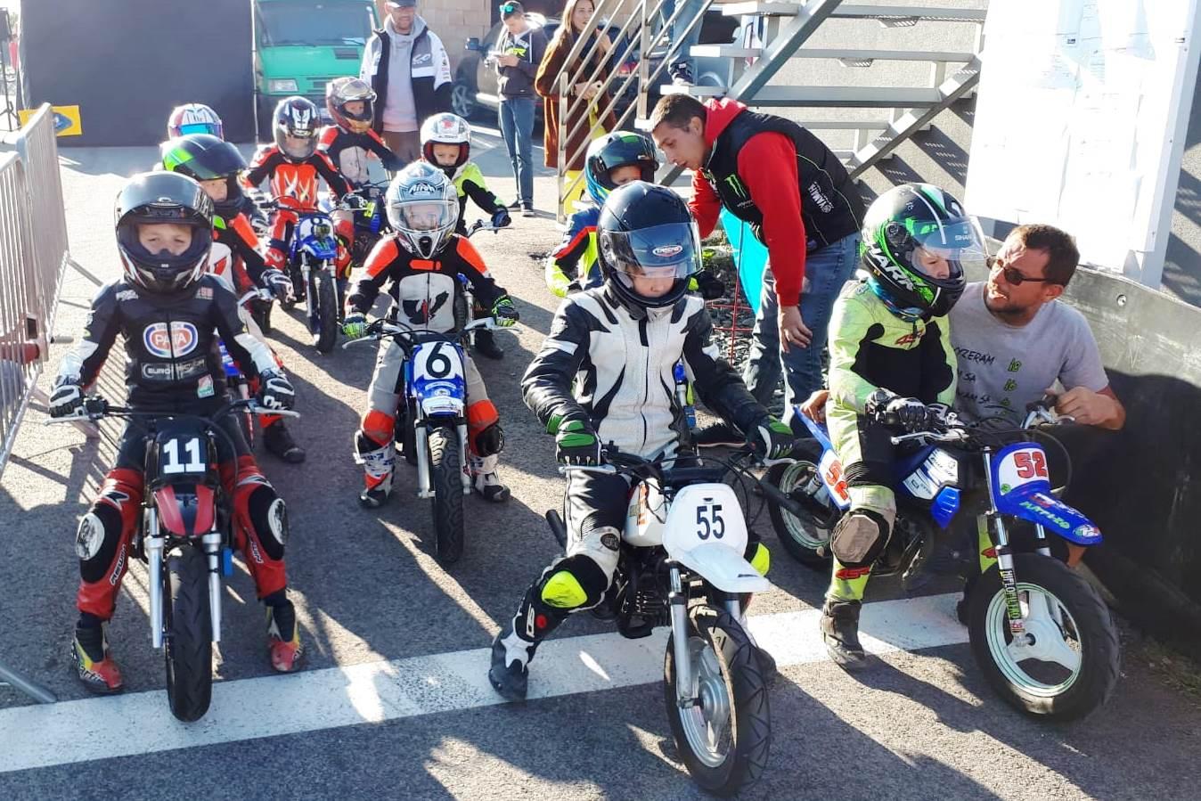 V Dlhej sa uskutočnili preteky JIMC, M SR mládeže a Babetta Cupu