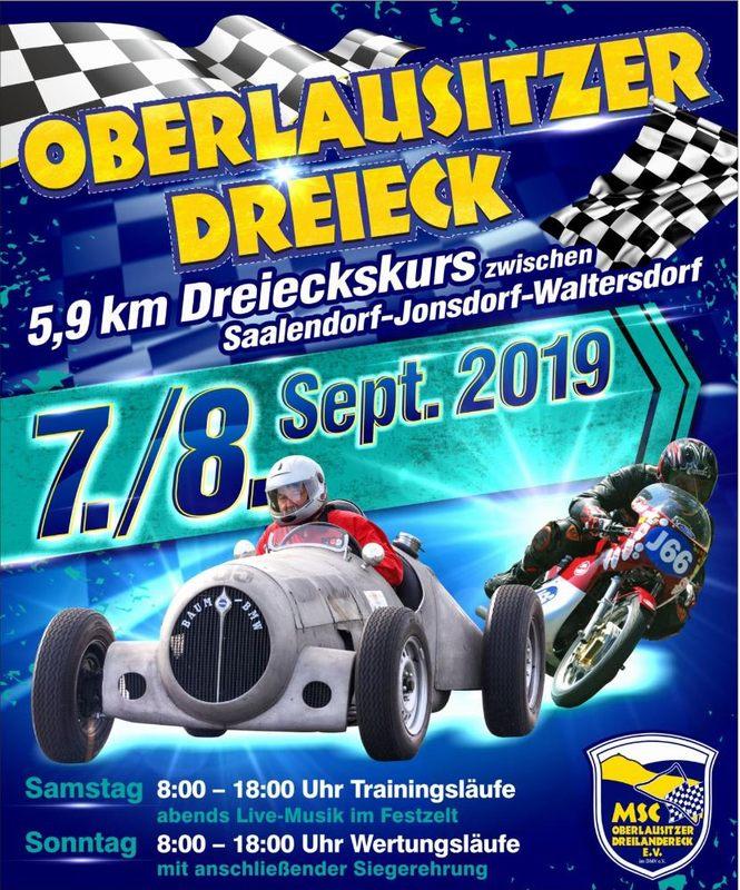 Oberlausitzer Dreieck 2019