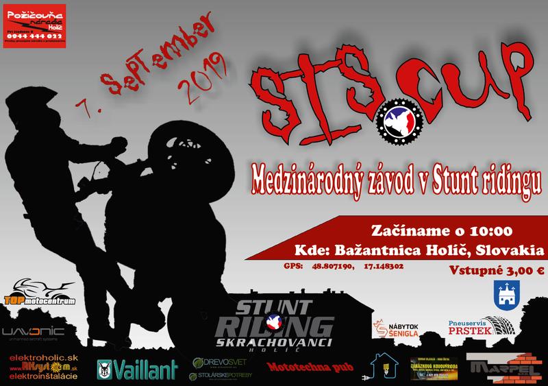 SIScup 2019 už v sobotu v Holíči