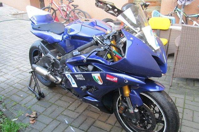 Predaj: Yamaha YZF R6R Okruhovka