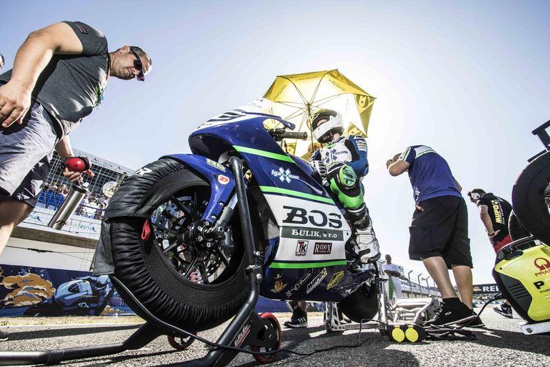 Michal Búlik štartoval na pretekoch European Talent Cup v Jereze