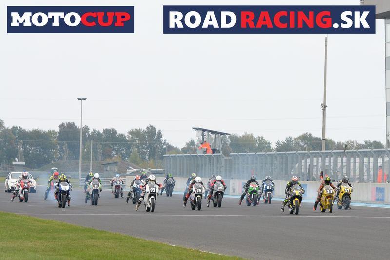 Moto-cup.sk sa mení na RoadRacing.sk