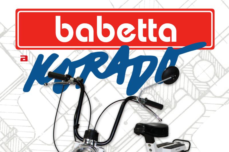 Nová kniha: Babetta a Korado II.