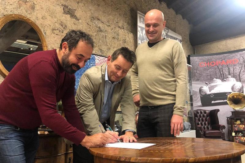 Šampionát Alpe Adria má nového promotéra!