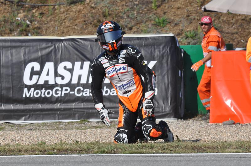 Zarco vyhrál MotoGP – z hlediska pádů
