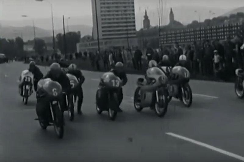 Video z histórie: Mestský okruh v Banskej Bystrici v roku 1970