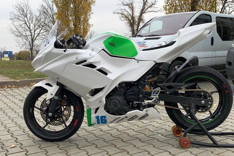 Na predaj Kawasaki 400 Ninja r.v. 2019