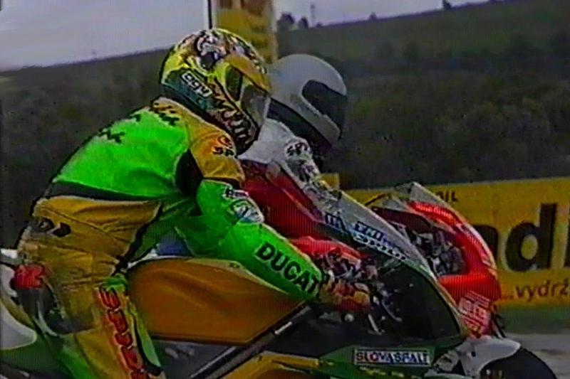 Video z histórie: Cena SR v Dolnom Hričove v roku 1998 – Supersport