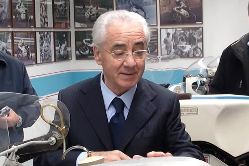 Zomrel slávny konštruktér Giancarlo Morbidelli