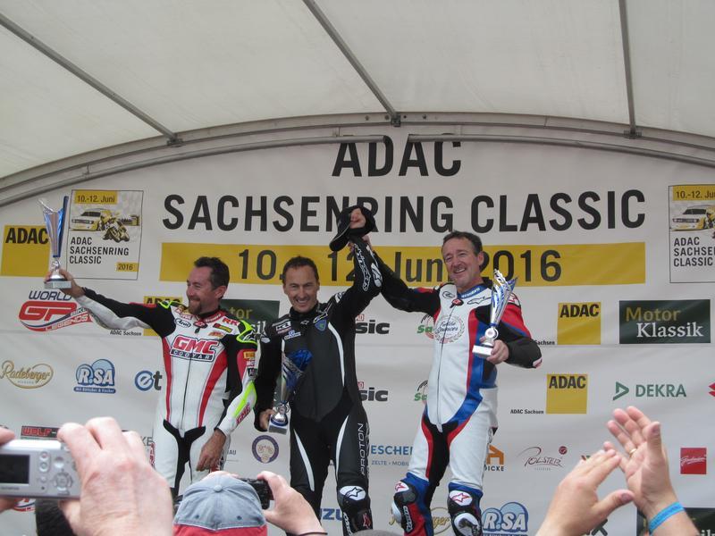 ADAC Sachsenring Classic – festival motocyklových legiend