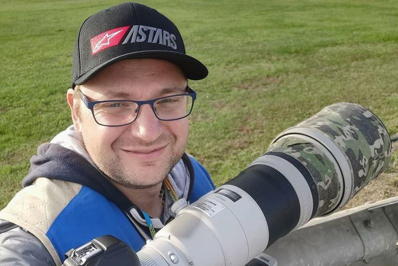 Fotograf Peter Ruža: Atmosféra MotoGP ma pohltila