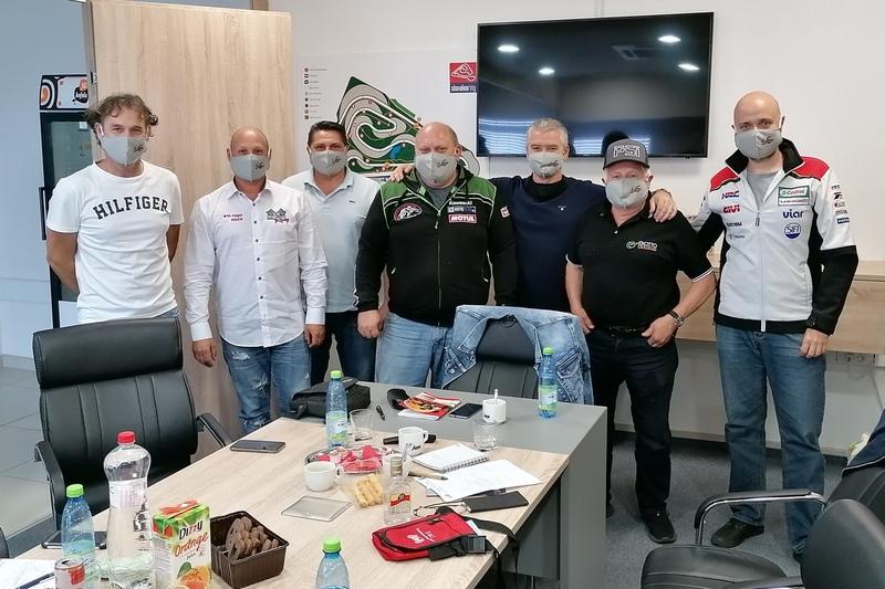 Zápis z rokovania športovej komisie CPM SMF na Slovakia Ringu