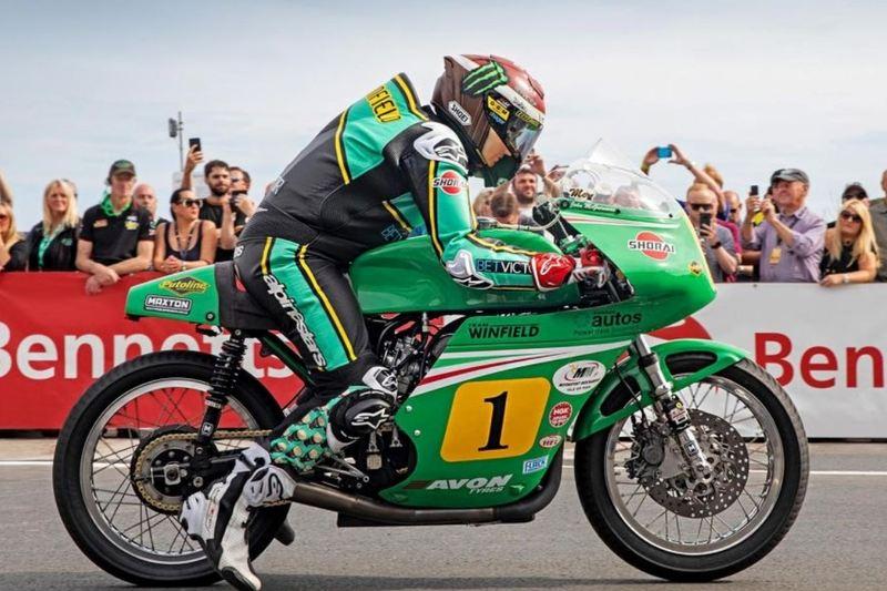 Zrušený seriál IRRC aj Classic TT a Manx Grand Prix na ostrove Man