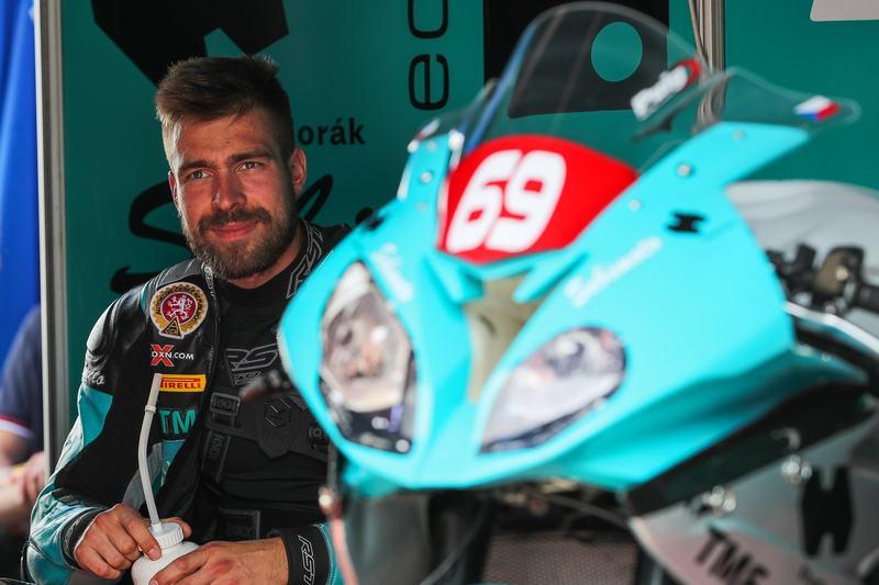 Dominik Jůda: Na motocyklu snad za měsíc v Le Mans…