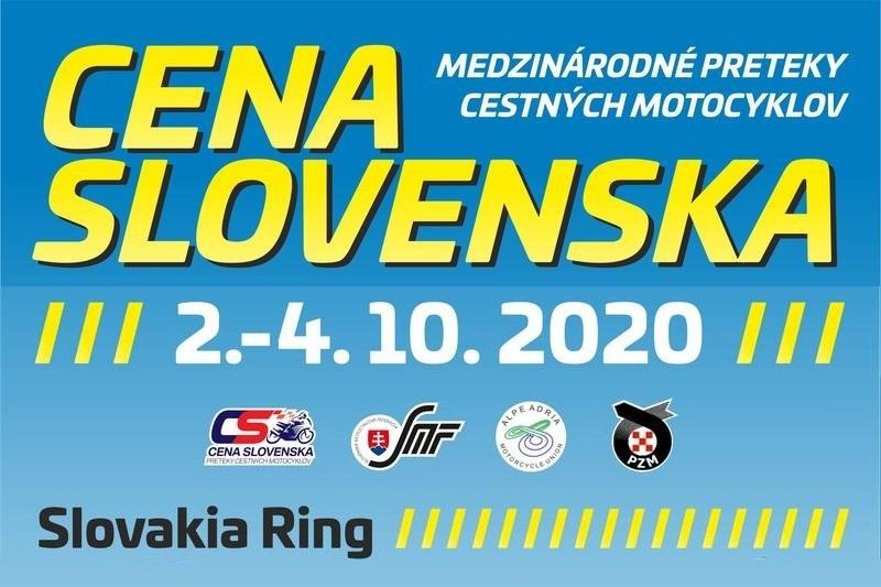 Motocyklová Cena Slovenska sa uskutoční!