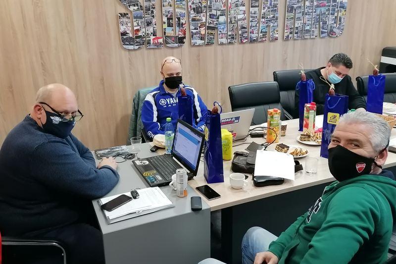Zápis z rokovania športovej komisie CPM SMF 12. 12. 2020 na Slovakia Ringu