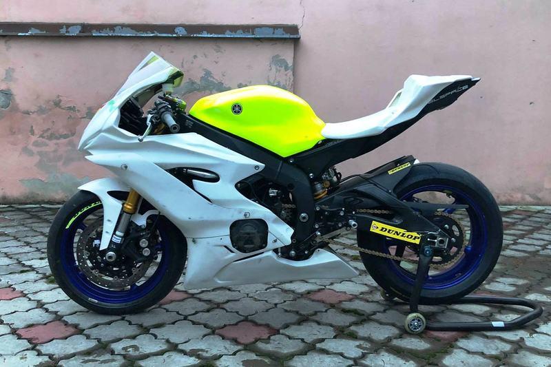 Predám: Yamaha YZF R6