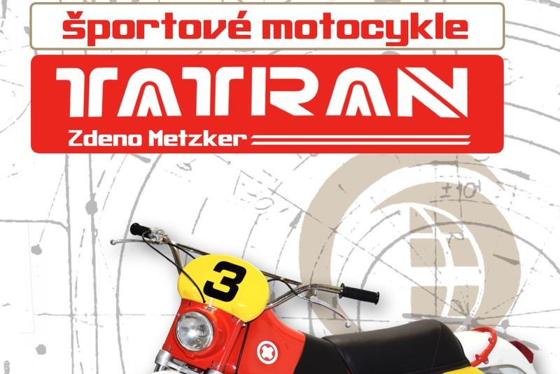 Nová kniha: Športové motocykle TATRAN